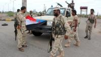 مدير أمن أبين: القبض على سبعة من مسلحي الانتقالي ممن نفذوا كمينا للقوات الحكومية