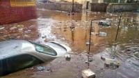 الصحة اليمنية: تزايد الأوبئة والحميات بعدن سببها اختلاط السيول بمياه ملوثة