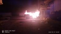 إصابة نجل مسؤول عسكري في عدن بانفجار عبوة ناسفة