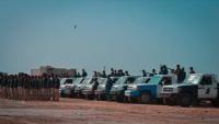 شرطة المحفد في أبين تُسيّر حملة أمنية لملاحقة خلية إرهابية