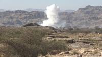 مقتل فتاة وإصابة 3 أطفال في قصف مدفعي للحوثيين بالضالع