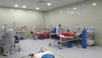 وزارة الصحة: أجهزة التنفس الصناعي تعمل بوتيرة عالية بمحجر الأمل بالبريقة