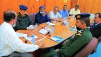 لجنة التحقيق الحكومية تعد بوضع حلول لظاهرة الاغتيالات في حضرموت