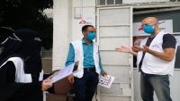 """""""أطباء بلا حدود"""" تعلن بدء تصنيع معدات وقاية من كورونا لموظفيها باليمن"""