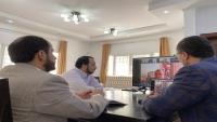 جماعة الحوثي تجري مباحثات مع مسؤولين بريطانيين