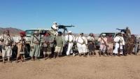 الحوثيون يعلنون إخماد ثورة القبائل في البيضاء والعواضي يفر إلى مأرب