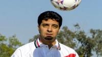وفاة نجم الكرة العراقية أحمد راضي جراء فيروس كورونا
