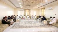 قيادة إصلاح المهرة تؤكد على أهمية الحفاظ على اسقطرى وإبعادها عن الصراعات
