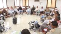قبائل حضرموت تعلن تعليق التصعيد ضد الحكومة