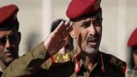 """وزير الدفاع السابق """"الصبيحي"""" المعتقل بسجون الحوثي يجري اتصالا هاتفيا بأسرته"""