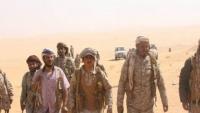 قوات سعودية تهدم مبان تابعة للواء الأول حرس حدود اليمني في الجوف وتمنعه من حفر بئر ماء