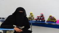 """""""ملاك"""".. قصة بائعة متجولة في اليمن تُعيل أطفالها أفقدتها الحرب زوجها (تقرير)"""