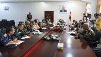 اللجنة الأمنية في تعز تقر خطة لإدارة الوضع الأمني في مدينة التربة