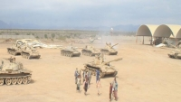 مواجهات بين عناصر من الانتقالي وقوات العمالقة في قاعدة العند بلحج