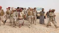 مقتل قائد عمليات اللواء السابع حرس حدود مع مرافقيه بطائرة مسيرة حوثية بالجوف