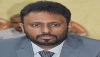 """""""بن حبريش"""" يعلق عمله في منصب وكيل حضرموت احتجاجا على تهميش المحافظة"""