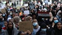 لندن.. احتجاجات ضد بيع بريطانيا الأسلحة للسعودية والإمارات
