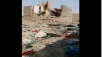 مجزرة جديدة يرتكبها التحالف في الجوف.. مقتل وإصابة 16 مدنيا