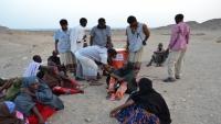 الأمم المتحدة تقدم 2.9 مليون دولار للاجئين وطالبي اللجوء في اليمن خلال 2020