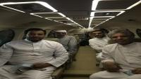 وفد حضرموت يصل الرياض للمشاركة بمفاوضات تشكيل الحكومة الجديدة