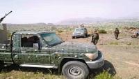 قوات الأمن الخاصة تتسلم موقع جبل صبران جنوب تعز
