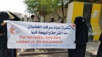 """""""أمهات المختطفين"""" تحمل الأمم المتحدة مسؤولية فشل اتفاقات تبادل الأسرى في اليمن"""