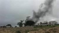 تعرض منزل العميد الزريقي للقصف من قبل متمردي اللواء 35 مدرع