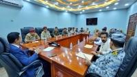 شبوة.. اللجنة الأمنية توجه بمضاعفة الجهود لمواجهة أعمال التخريب ضد الدولة