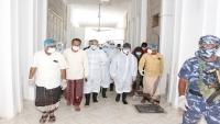 تسجيل حالة وفاة و12 إصابة جديدة بكورونا في حضرموت