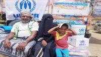 الأمم المتحدة تقدم موادا إيوائية لأكثر من 4 آلاف أسرة نازحة في اليمن