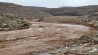 وفاة 17 شخصا في مأرب جراء سيول الأمطار