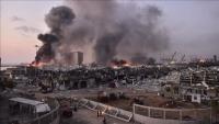 سفارة اليمن في لبنان تعلن إصابة طفيفة لطالبين يمنيين بانفجار مرفأ بيروت
