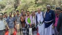 جماعة الحوثي تعلن عن صفقة تبادل أسرى مع الجيش الوطني في تعز