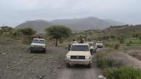 تعز.. حملة أمنية تلاحق المتمردين في جبل حبشي