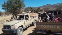 """مقتل وإصابة عشرات الحوثيين في مواجهات بـ""""البيضاء"""""""