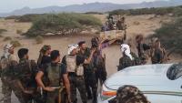 تكدس المسافرين في أبين بسبب تصاعد القتال بين الجيش والانتقالي