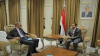 الحكومة تحذر من استمرار تلاعب الحوثيين بملف خزان صافر