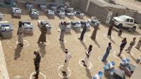 مفوضية اللاجئين: عائلات نازحة في الجوف تكافح من أجل البقاء