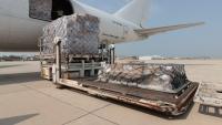 اليونيسف ترسل 81 طنًا من المعدات الطبية إلى محافظة عدن