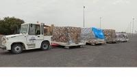 اليونيسف توفد طائرة تقل 14 طنًا من لقاحات الأطفال إلى مطار صنعاء