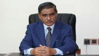 البحسني: انقطاع الكهرباء في حضرموت يعود لاحتجاز سفن النفط من قبل التحالف