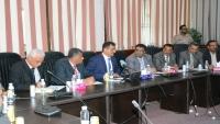 محافظ عدن: الحكومة اعتمدت موازنة عاجلة لتنفيذ برنامج استثماري بالمحافظة