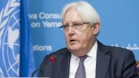 غريفيث يدعو لاتفاق بين الحكومة والحوثيين يضمن وصول الوقود للمواطنين