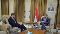 الحكومة ترفض تصعيد الحوثيين في مأرب وتكتفي بالتنديد
