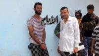 شرطة لحج تلقي القبض على المتهم بقتل أسرة كاملة في عدن