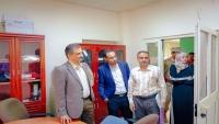 محافظ عدن يوجّه بتوقيف مدير مستشفى 22 مايو وإحالته وإدارته للتحقيق