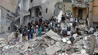 24 منظمة حقوقية تدعو لحشد دولي لتعويض اليمن مقابل جرائم الحرب التي ارتكبت