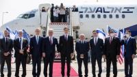 رحلة إسرائيلية مباشرة إلى البحرين عبر الأجواء السعودية