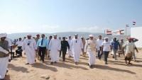 مسؤول يمني: الإمارات بدأت بإنشاء قواعد عسكرية بسقطرى