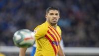 رسمياً... أتلتيكو مدريد يضم سواريز من برشلونة